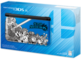 Super Smash Bros. Blue Edition Nintendo 3DS XL