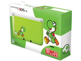 Nintendo 3DS XL - Yoshi Edition - Package