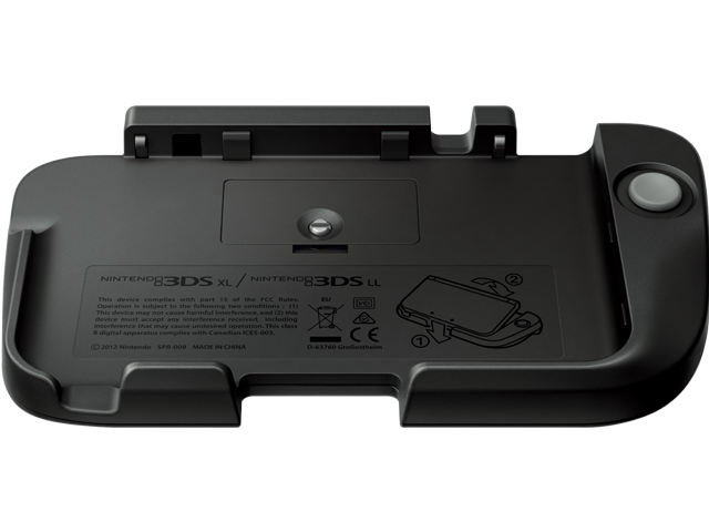 Circle Pad Pro - Nintendo 3DS XL - Empty