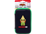 Hori Nintendo 3DS XL Hard Pouch - Retro Link - Package