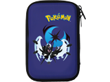 Hori - Pokemon Ultra Sun + Ultra Moon - Hard Pouch - Blue - Closed