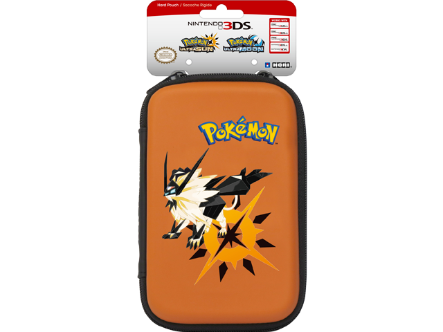 Hori - Pokemon Ultra Sun - Hard Pouch - Package