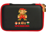 Hori Nintendo 3DS XL Hard Pouch - Retro Mario - Closed