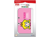 Hori Nintendo 3DS XL Silicone Protector - Peach - Package