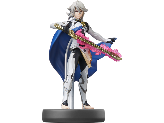 amiibo - Corrin - Super Smash Bros. V1