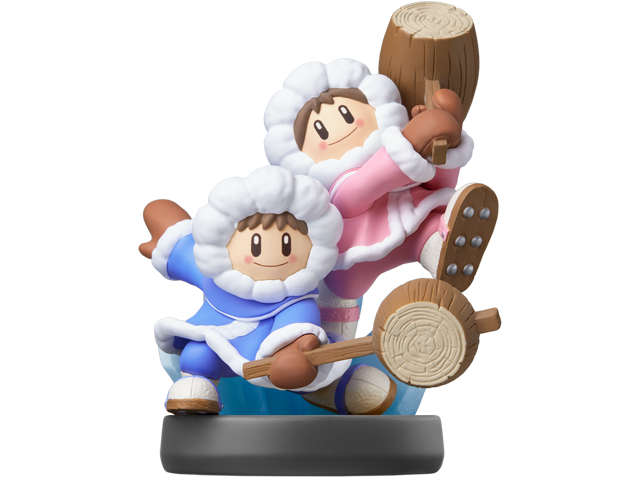 amiibo - Ice Climbers - Super Smash Bros. V1