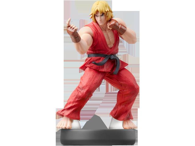 amiibo - Ken - Super Smash Bros. V1