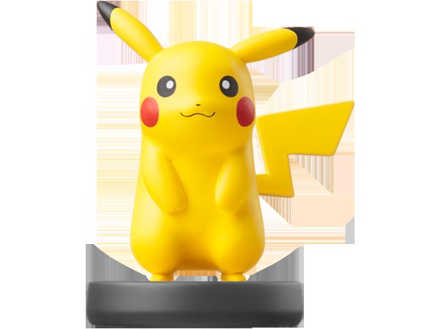 amiibo - Pikachu - Smash V1