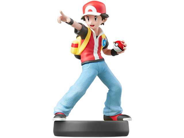 amiibo - Pokemon Trainer - Super Smash Bros. V1