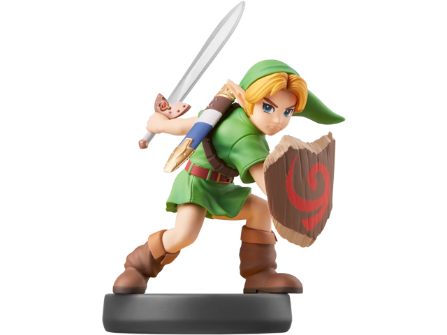amiibo - Young Link - Super Smash Bros. V1