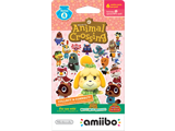 amiibo - Card Pack - Animal Crossing Series 4