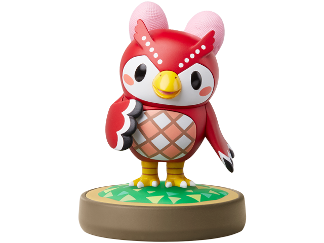 amiibo - Celeste - Animal Crossing V1