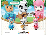 amiibo - Animal Crossing 3 Pack - Package