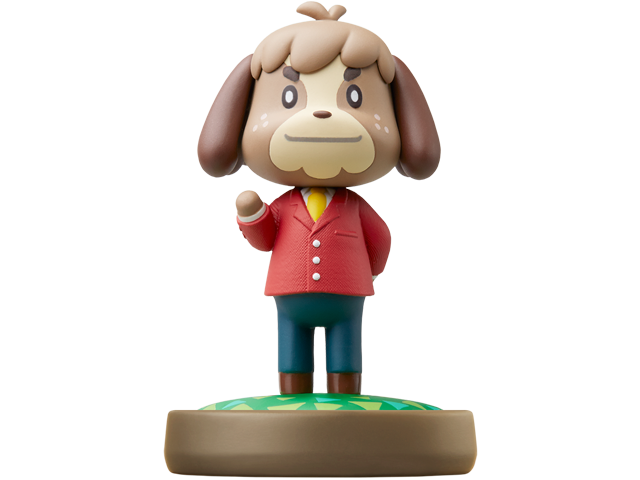 amiibo - Digby - Animal Crossing V1