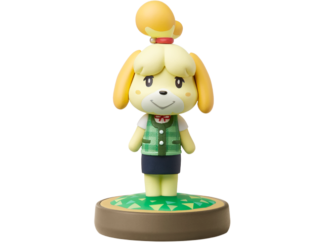 amiibo - Isabelle Summer Outfit - Animal Crossing V2