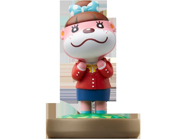amiibo - Lottie - Animal Crossing V1