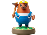 amiibo - Resetti - Animal Crossing V1