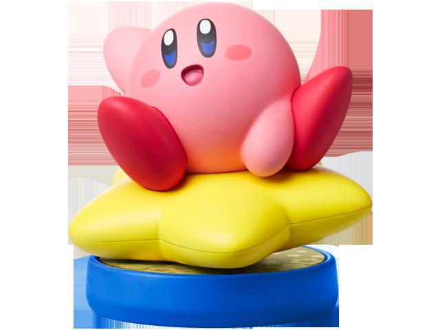 amiibo - Kirby - Kirby V1