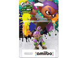 amiibo - Inkling Boy - Splatoon V2 - Package