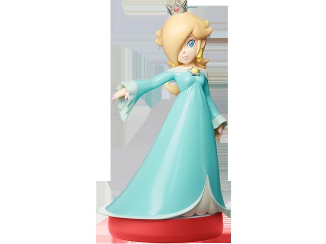 amiibo - Rosalina - Super Mario Bros. V1