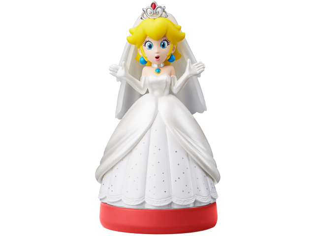 Peach Wedding Outfit Super Mario Odyssey Super Mario