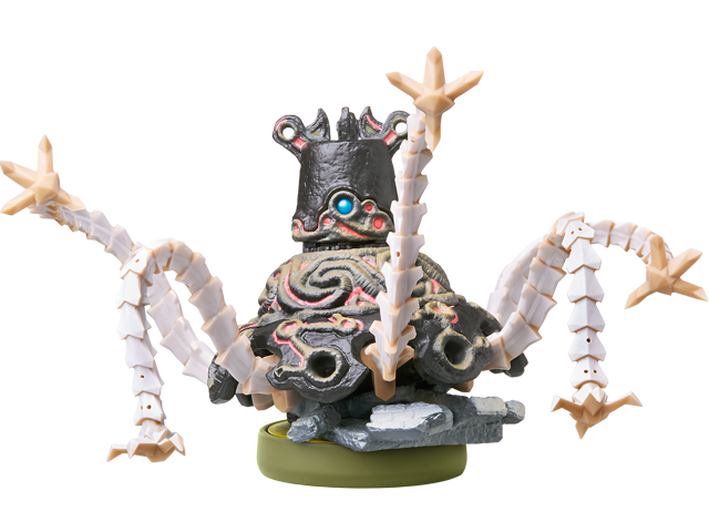 amiibo - Guardian - The Legend of Zelda: Breath of the Wild V1