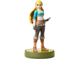 amiibo - Zelda - Field Work - The Legend of Zelda: Breath of the Wild V1