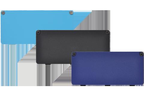Battery Cover Kit - Nintendo DSi - Multicolor