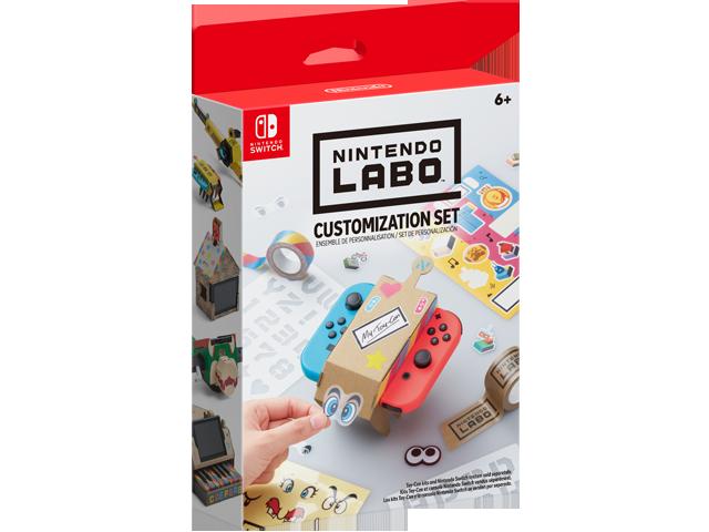 LABO - Customization Kit - 1 - Package