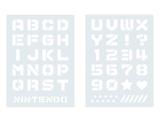 LABO - Customization Kit - 1 - Stencil - Alpha