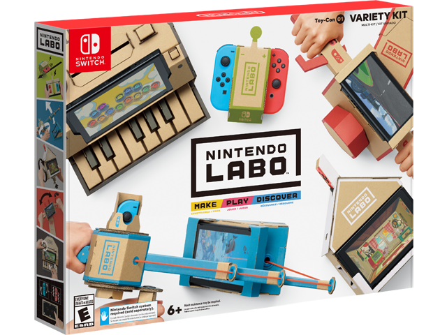 LABO - Toy-Con 01 - Variety - Package