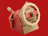 LABO - Toy-Con 03 - Vehicle - Car - Red
