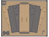 LABO - Toy-Con 03 - Vehicle - Pedal + Key - A