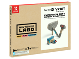LABO - Toy-Con 04 - VR - Expansion Set 1 - Camera + Elephant - Package