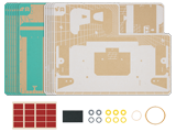 LABO - Toy-Con 04 - VR - Expansion Set 2 - Bird + Wind Pedal - Items