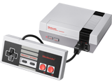 NES Classic Edition - Controller + System