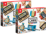 LABO - Toy-Con Bundle - 01 + 01