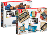LABO - Toy-Con Bundle - 01 + 02