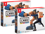 LABO - Toy-Con Bundle - 02 + 02