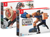 LABO - Toy-Con Bundle - 02 + 03