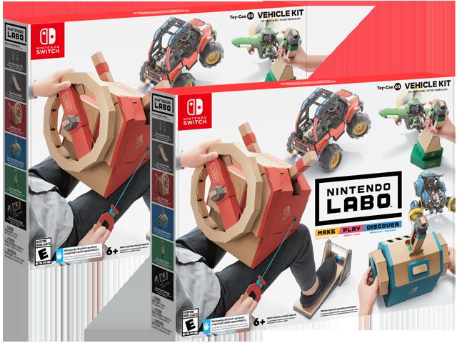 LABO - Toy-Con Bundle - 03 + 03