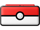 New Nintendo 2DS XL - Poke Ball - Closed