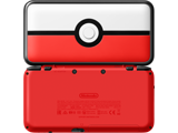 New Nintendo 2DS XL - Poke Ball - Open - Back