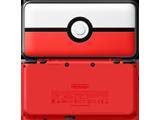 New Nintendo 2DS XL - Poke Ball - Open - Back
