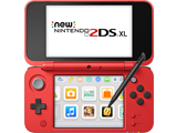 New Nintendo 2DS XL - Poke Ball - Open - Front - Screen - 1