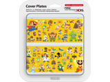 Cover Plate 67 - New Nintendo 3DS - 8 Bit Mario Maker - Package