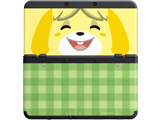 Cover Plate 13 - New Nintendo 3DS - AC:HHD - Isabelle - Black