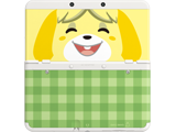 Cover Plate 13 - New Nintendo 3DS - AC:HHD - Isabelle - White