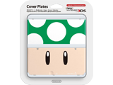 Cover Plate 20 - New Nintendo 3DS - Green Mushroom - Package
