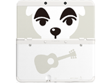 Cover Plate 41 - New Nintendo 3DS - K. K. Slider - White